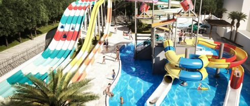 GOLDEN TAURUS AQUAPARK RESORT 4*