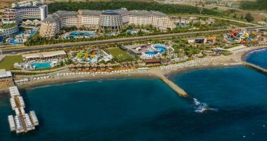 LONG BEACH RESORT HOTEL & SPA DELUXE 5 *