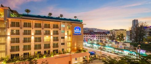 BEST WESTERN PATONG BEACH 4*