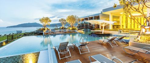 CREST RESORT & POOL VILLAS 5*