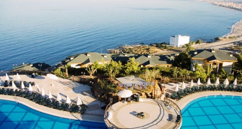 UTOPIA WORLD HOTEL 5 *